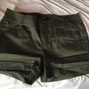 Brand New without tags Torrid Shorts